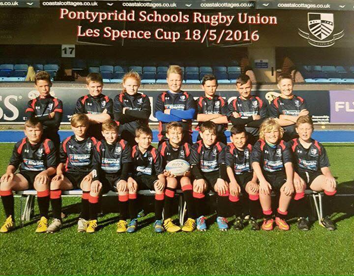 Pontypridd Schools Rugby Union 171 Riverside Bridgend Air